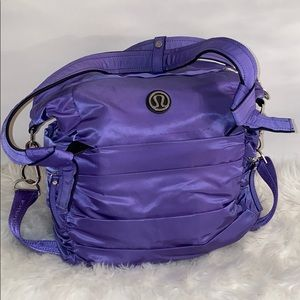 Lululemon sport bag